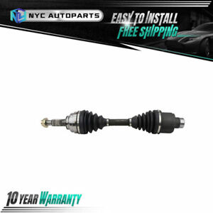 Front Right Cv Axle Joint Shaft For 2001 2011 Ford Escape Madza Tribute Mariner