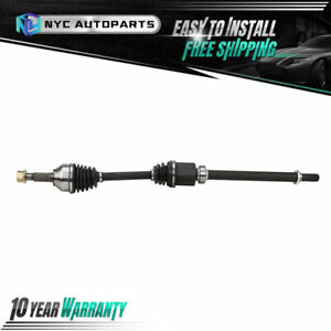 Front Right Oe New Cv Axle Shaft For Nissan Rogue 2008 2015 Awd Passenger Side