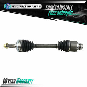 Front Right Cv Axle Half Shaft For 2003 2004 2005 2006 2007 2008 Mazda 6 3 0l V6