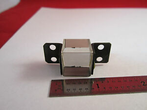 Optical Mounted Cube Beam Splitter Laser Optics Bin 8x 25