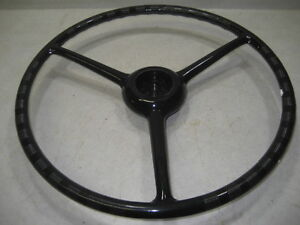 John Deere Tractor Model 420 430 Steering Wheel