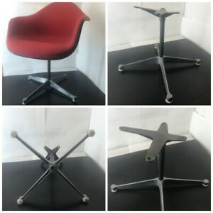 1x Original Herman Miller Vintage Base Chair Base For Eames Shell Mcm