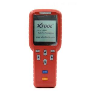 Xtool X100 Pro Auto Key Programmer Eeprom Adapters Support Odometer Mileage