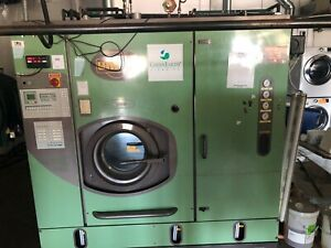 Union 60 Pound Dry Cleaning Machine