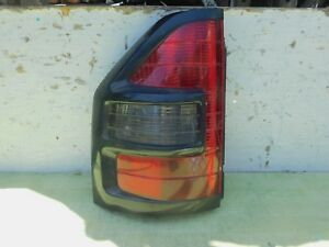 2001 2002 Mitsubishi Montero Left Side Tail Light Oem Used