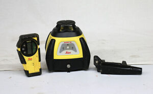 Leica Rugby 50 Laser Level Package