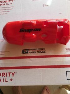 Snap On Red Protective Boot For 1 2 Drive Ct8850 Cordless Impact Wrench Gun