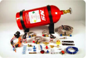 Powerstar Universal Efi Kit Wet Nitrous Supply 50 175 Nos Mustang Camaro