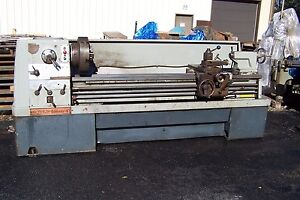 Clausing Colchester Engine Lathe 21 X 80 29771