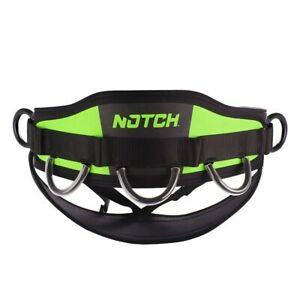 Notch Sentry Floating D Tree Climbing Light Weight Harness Arborist Foresty