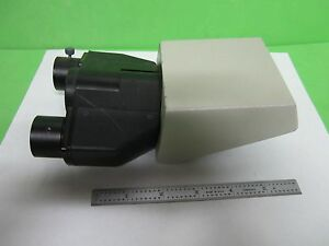 Microscope Part Nikon Binocular Head Optics As Is Bin 64 13