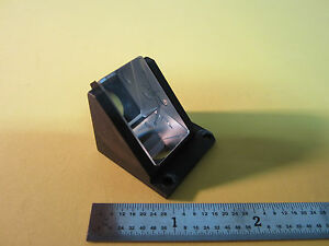 Optical Microscope Prism Assembly From Nikon Stereo Scope Optics Bin a3 12