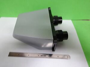 Microscope Part Leitz Germany Head Ortholux Ii Optics As Is Bin 11 e 05