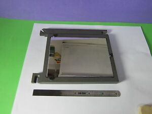 Optical Infrared Mirror Slide Spectra Tech Laser Optics Bin 34 03
