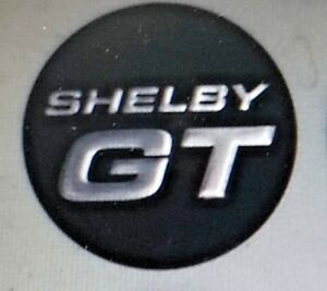 Shelby Gt Wheel Center Cap Insert Set Fits Ford Mustang Cobra Gt500 Svt Wheels