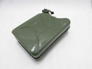 New Ford Willys Jeep Military Green Jerry Can 10 Litre G500 Cl