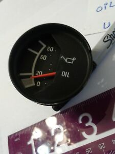 1973 73 74 Mercury Capri Oil Pressure Gauge