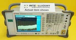 Loaded Keysight N9010a 26 5ghz Spectrum Analyzer Nf Phase Noise Pre amp Cal
