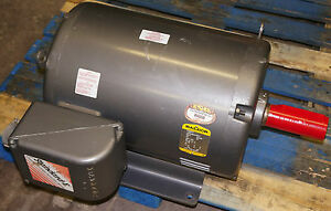 Baldor Electric Motor M2539t 40hp 1775 Rpm 3ph