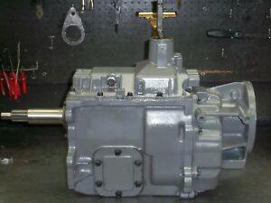 Chevy Nv4500 5 Speed Transmission Cryogenically Treated 3 Year Warranty