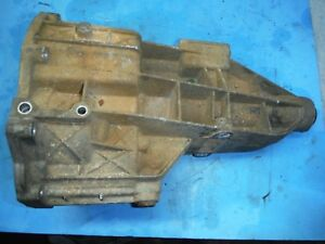 Nv1500 Chevrolet S 10 5 Speed Transmission 2wd Tail Housing Rear Case