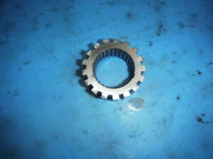 T5 Camaro W Class 5 Speed Borg Warner Transmission Reluctor Gear 13 52 110 013