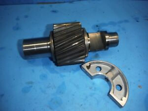 Nv3500 Chevy Dodge 5 Speed Transmission 24 Tooth Wide Reverse Idler Gear
