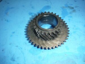 Nv3500 Getrag 290 Chevrolet Dodge 5 Speed Transmission 24 Tooth 5th Gear