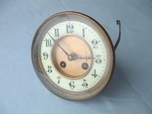 Antique French 8 Day Striking Clock Brocot Movement For Restoration