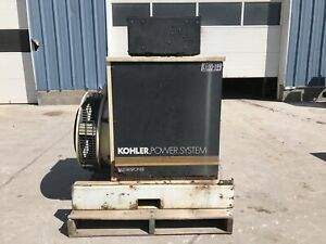 Kohler Generator End 80 Kw 3 Phase 12 Lead Sae 3 11 5 Flywheel