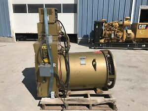 Kohler Generator End 350 Kw 3 Phase 12 Lead Approx 1987 Sae 0 14 Fly