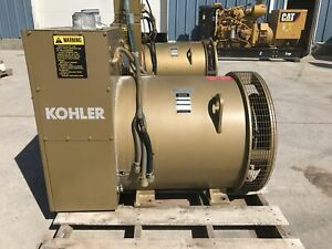 Kohler Generator End 300 Kw 3 Phase 12 Lead Approx 1987 Sae 0 14 Flywheel