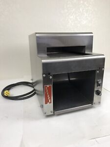 Savory Equipment Inc Roto Bun Rb 22 Countertop Commercial Conveyor Toaster