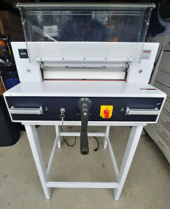 Triumph Ideal 4315 Mbm Ideal Electric Semi automatic Paper Cutter