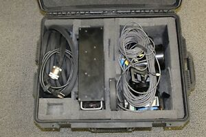 Api Lts 1100 Laser Tracker Ii Plus W Cables And Case