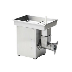 Talsa W98k u3 Commercial Meat Grinder 32 Size Head double Cutting System 1ph