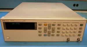 Hp Agilent 3324a Synthesized Function sweep Generator 21mhz Gpib Hv Option 002