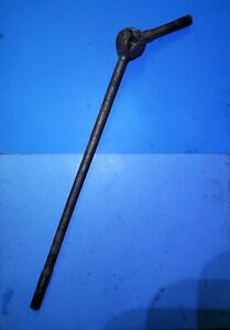 Jeep Wagoneer Dana 44 Closed Knuckle Front Left Axle Shaft Inner Outer