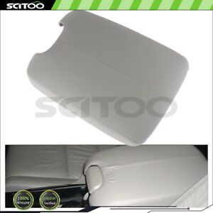 Grey Armrest Center Console Lid Cover Base Replacement Fits 08 12 Honda Accord