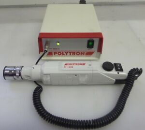 Kinematica Polytron Pt 1200 Homogenizer With Pt 1200 C Power Supply