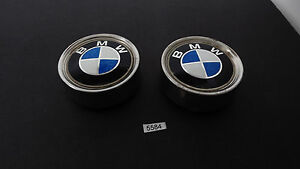 Bmw Center Caps Year And Model Unknown Metal 3 Caps