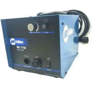 Miller Wc 115a Weld Control Box Without Contactor 137546 New In Box
