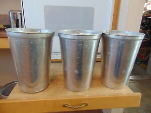 10 Aluminum Sap Buckets Maple Syrup Buckets 147