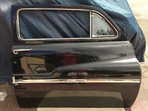Pair 1950 Mercury Coupe Doors 1949 1951