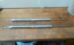 2 Chatillon N y Usa Gauge R Push Pull Scale