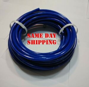 8mm Tubing 5ft Long For Tire Changer Wheel Balancer Ranger Atlas Mayflower Blue