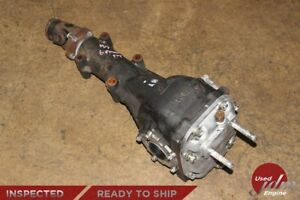 Jdm Subaru Wrx Sti R180 3 54 Rear Differential R180 6 Speed Lsd