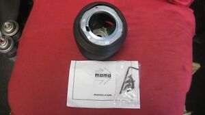 Momo Steering Wheel Hub Adapter Compatible W Porsche 944 964 968 Boxster C0230
