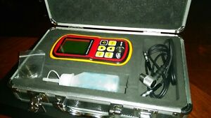 Benetech Gm100 Digital Lcd Display Ultrasonic Thickness Gauge