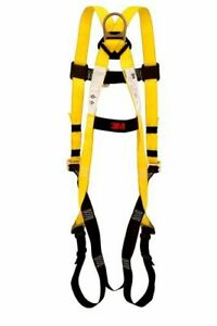 3m Safelight Fall Protection Harness 10910 Universal Size 6 Lanyard Combo